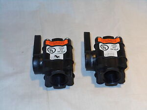 2 Pcs NEW, WellCraft 87F1 Sea Valve