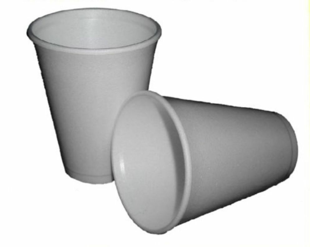 2000 x 7oz DART Insulated Polystyrene Foam Poly Cups