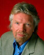 "Richard Branson 10"" x 8"" Photograph"
