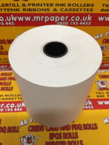 57mm x 55mm Thermal Till Rolls from MR PAPER®