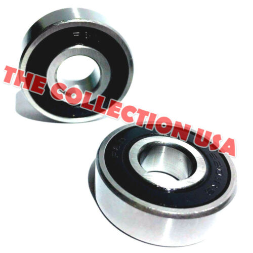 6201 Bearings Pair Mini Chopper Pocket Bike Go Cart Gas Scooter Electric Scooter