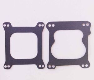 Holley to QuadraJet 4bbl Port Carburetor Adapter Base Gaskets