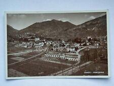 CANZO panorama Como vecchia cartolina  Vallassina