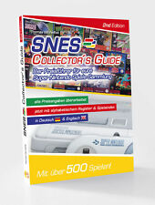 SNES Collector´s Guide 2nd Edition - brandneu für alle Retro-Spiele-Fans!!