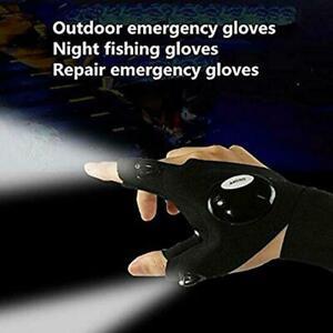 LED-Taschenlampe-Outdoor-Angelhandschuhe-Rutschfeste-Einzelhandschuhe-L1M2
