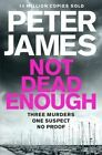 Not Dead Enough by Peter James (Paperback, 2014)