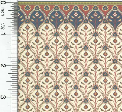 Dollhouse Wallpaper Gothic Jubilee