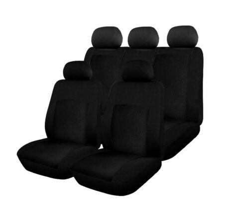 KIA Volvo Neu Auto Sitzbezug Sitzbezüge Schonbezüge Schonbezug Set Schwarz f