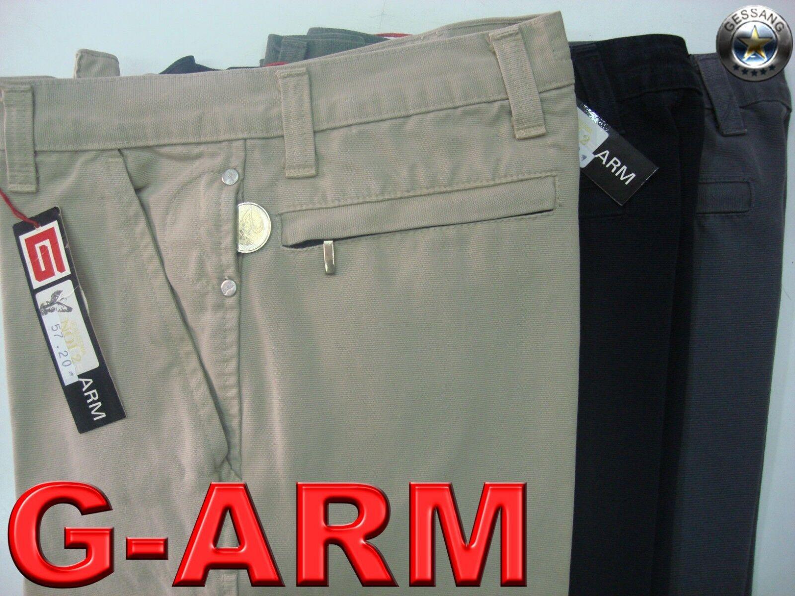PANT. G-ARM COT.  DRILL Mod. AMERICA 44 46 48 50