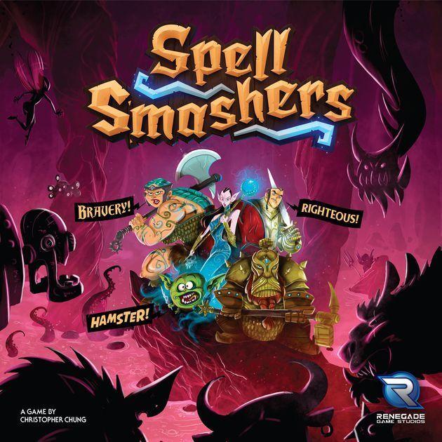 Incantesimo Smashers Smashers Smashers - Fantasy Gioco da Tavolo 6fb5c7