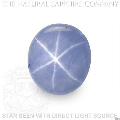 Natural Untreated Blue Star Sapphire, 2.65ct. (S2244)