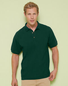Mens-Gildan-Ultra-Cotton-3800-Pique-Polo-Shirt-Short-Sleeve-t-shirt-Sizes-S-2XL