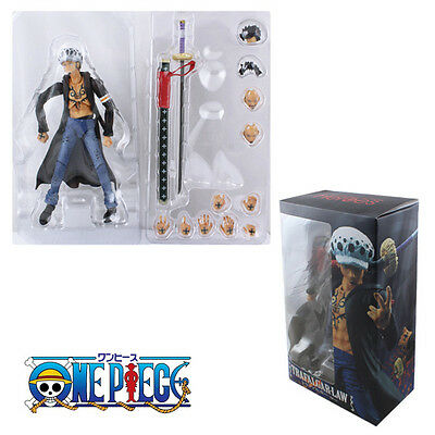 "Anime One Piece POP Trafalgar Law Variable Hero 18cm/7"" Action Figure New in box"