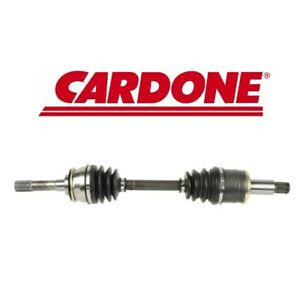 66-7360 A1 Cardone CV Joint Axle Shaft Assembly Front Driver or Passenger Side