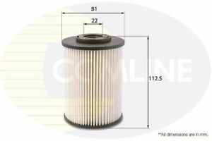 Fuel Filter FOR FORD MONDEO IV 2.0 07-/>15 CHOICE1//2 Diesel BA7 Comline