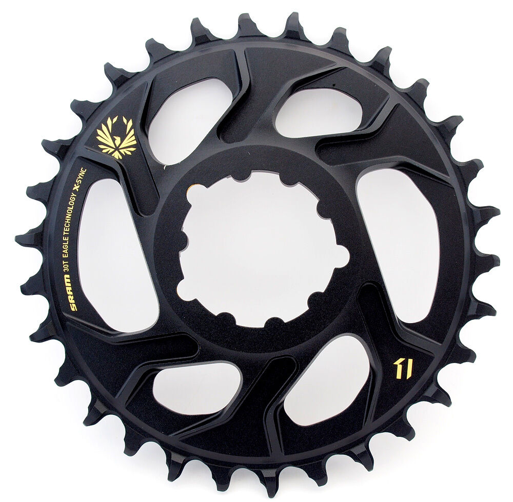 Sram X-SYNC 2  Eagle XX1 X01 12 speed Direct Mount 36T Chainring 6mm Offset gold  high quality & fast shipping