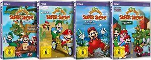 Gesamtedition- Die Super Mario Bros. Super Show! / kompl. Serie auf 8 DVDs Pidax