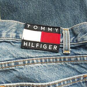 Tommy-Hilfiger-Vintage-Blue-Jeans-Big-Logo-34x34-1990s