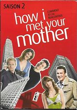 COFFRET 3 DVD ZONE 2--SERIE TV--HOW I MET YOUR MOTHER - INTEGRALE SAISON 2