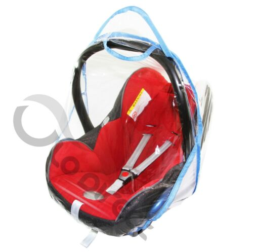 Rain Cover To Fit Maxi-Cosi CabrioFix /& Pebble baby car seat New VENTILATED