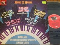 ASD 3862 Music from the Movies / Adni / Alwyn