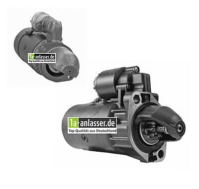 2,2KW Anlasser Güldner Allgaier Porsche Junior Bosch-vgl.nr 0001306002 EGE1//12R2