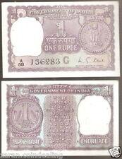 1 Rupee M.G. Kaul (G inset) ( 1974) @ Unc Condition ( A-31 )