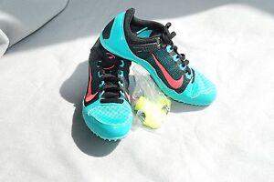 072b4141c27a Nike Women s Unisex Zoom Rival MD 7 Track Spikes 615982-306 Hyper ...