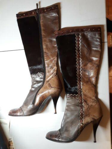 el Dantes vintage boots EU 40 US 7.5 Made in Spain
