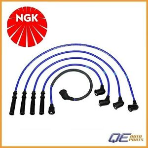 Engine Kit fe 1 pc NGK Spark Plug Wire Set for 1987-1993 Mazda B2200 2.2L L4