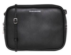 Schwarz Tasche Bag Black Klein Umhängetasche Passenger Camera Calvin Neu w04qO