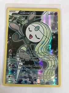 Meloetta-FULL-ART-ULTRA-RARE-XY120-Promo-Pokemon-Mythical-Collection-NM-HOLO