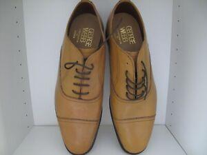 Bakers-George-webb-of-Northamton-England-Oxfords-Lace-up-Shoe-Size-uk-8-5