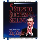 5 Steps to Successful Selling by Zig Ziglar (1995, CD, Abridged)
