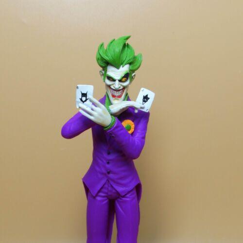 "DC Direct  BATMAN Arkham Origins THE JOKER Action Figure 6/"" #A4"
