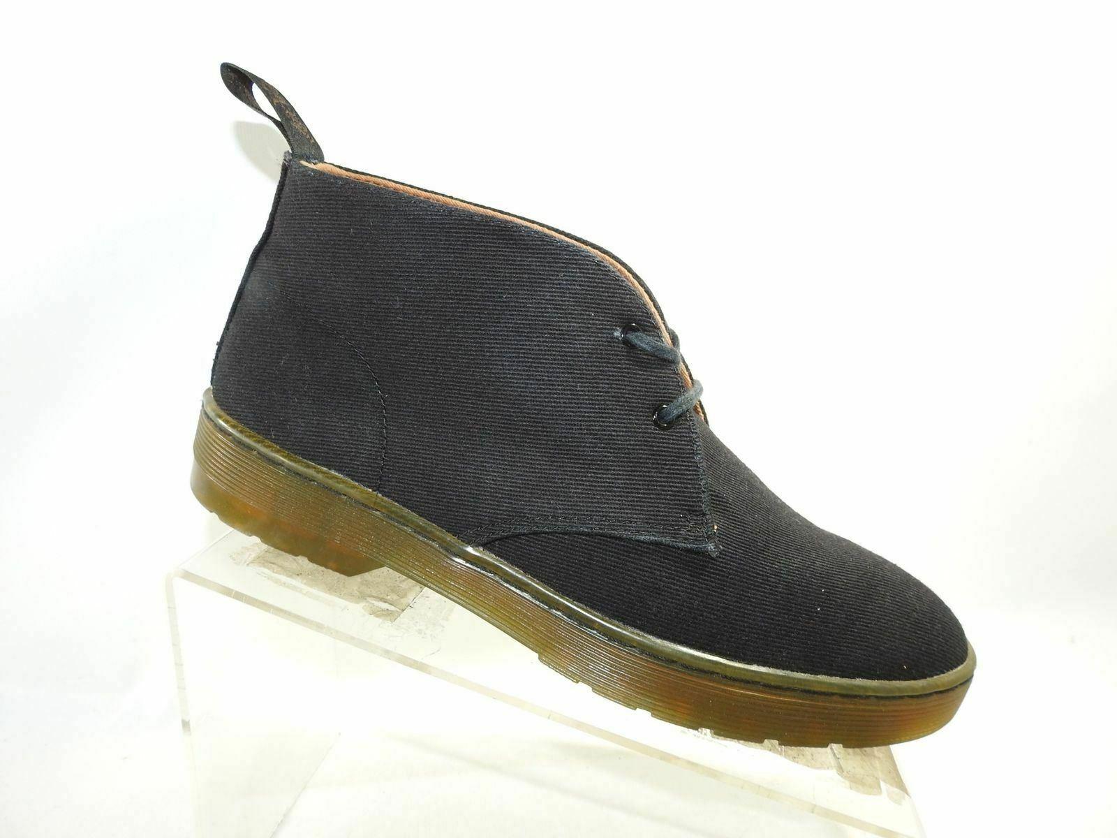 Dr. Martens DAYTONA AW004 Sz 9 M azul Desert Chukka Ankle botas zapatos For mujer
