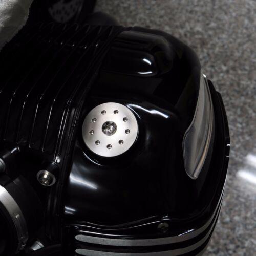 BMW R NineT OIL FILLER CAP Titanium GR5 R NineT Scrambler
