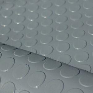 4m-Noppenmatte-GRAU-1-20m-x-3-33m-3mm-Staerke-Bodenbelag-Gummi-Gummimatte