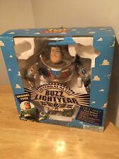 Intergalactic Buzz Lightyear Disney Toy Story Boxed Retrò Vintage POST VELOCE