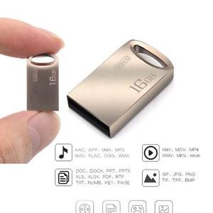 16G 32G 64GB USB 2.0 Flash Drive Thumb U Disk Memory Stick Pen PC Laptop Storage