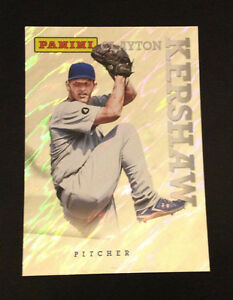 Image Is Loading 2013 Panini National VIP Lava Flow CLAYTON KERSHAW