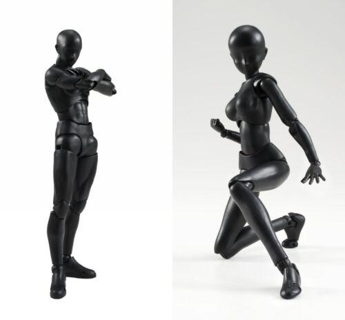 SHF Male Female Body-Kun DX Body-Chan DX Set Action PVC Figure Model Ver.In Box