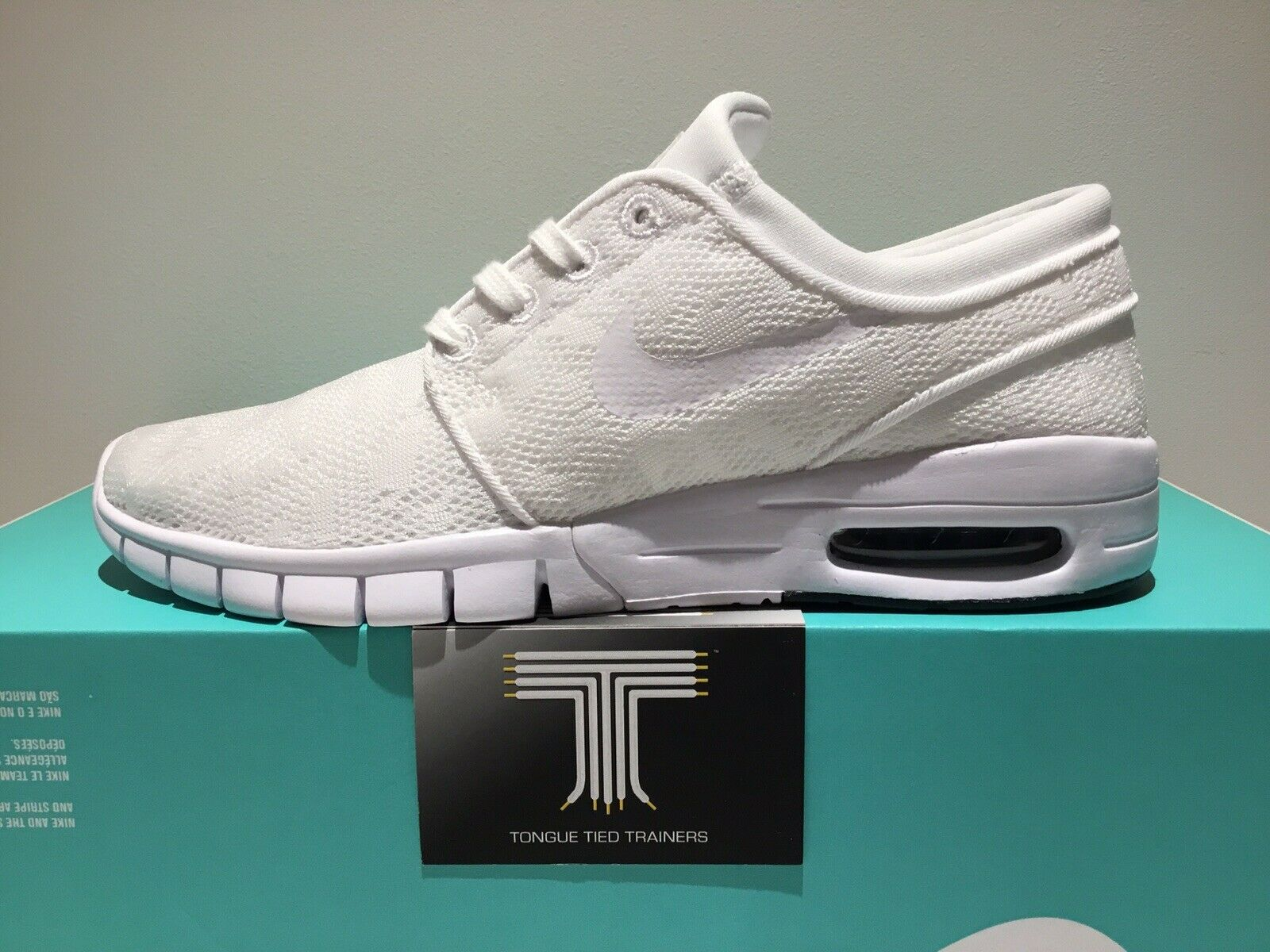Nike Air Stefan Janoski Max  631303 114  Uk Size 13