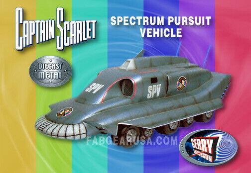 CAPTAIN SvoitureLET-SPECTRUM  PURSUIT VEHICLE-Die Cast Product Enterprise  bas prix