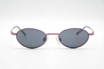 Aggressiv Nigura Sundream N0047 44[]18 Violett Oval Sonnenbrille Sunglasses Neu