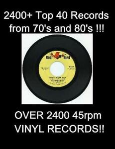 45-rpm-top-40-vinyl-records