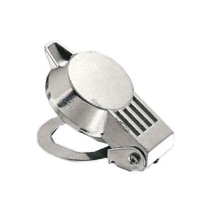 Cam lock metal spring loaded dust cap