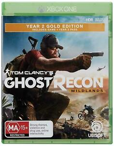 Tom-Clancy-s-Ghost-Recon-Wildlands-Year-2-Gold-Edition-Xbox-One-Brand-New-Sealed