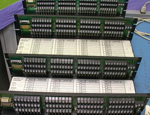NOS Digitronix SIXNET 61-IO32 I//O Module Board