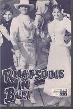 NFP Nr.  8313 Rhapsodie in Blei ( Tom Berenger )